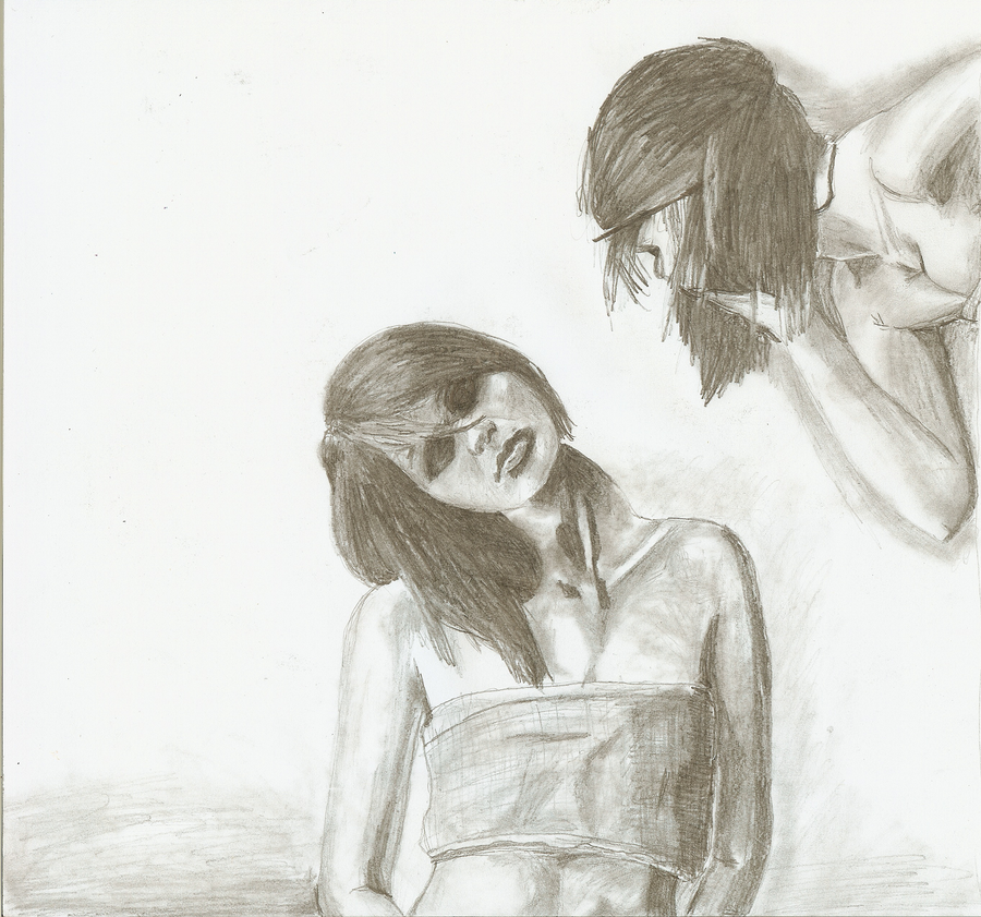 Schizophrenia remake by SamanthaKimberly on DeviantArt