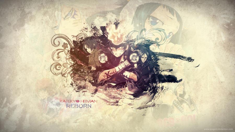 Katekyo hitman reborn wallpaper by ievgeni on deviantart katekyo hitman reborn wallpaper by ievgeni voltagebd Gallery