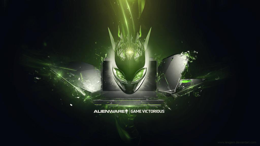 Alienware wallpaper by ievgeni on deviantart alienware wallpaper by ievgeni voltagebd Gallery