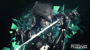 Metal Gear Solid Rising Wallpaper by iEvgeni