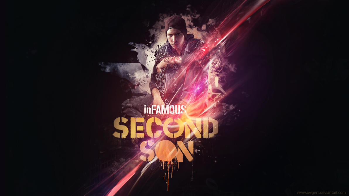 Infamous: Second Son Wallpaper By IEvgeni On DeviantArt