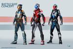 Battle suit concepts