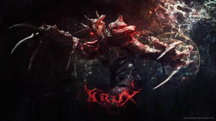 Krux Wallpaper by iEvgeni