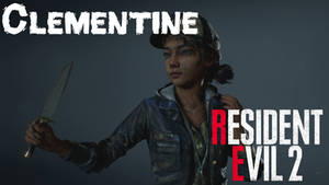 Clementine in RE2 - MOD