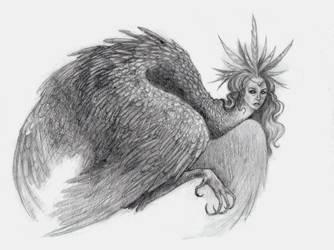 The Harpy by Avokad