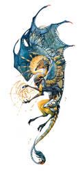 Solar eyecatcher by Avokad