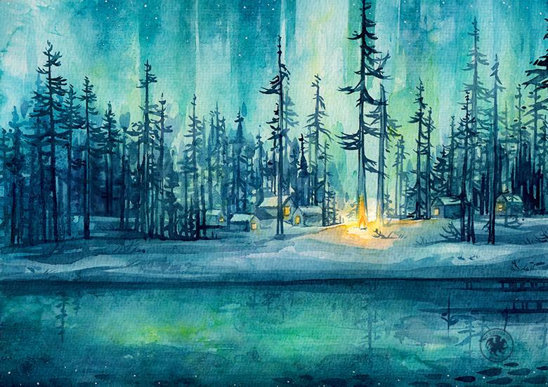 Inspiration of Finland by Avokad