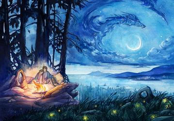 Tales from Earthsea by Avokad