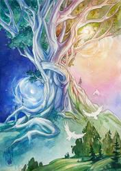 World oak by Avokad