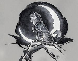 Day 6 - Husky Moon