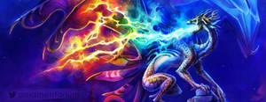 Lightning Dragon - WIP