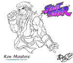 Ken Masters - Street Fighter