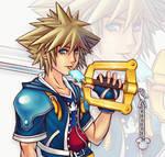 Kingdom Hearts III Sora by BenJi2D