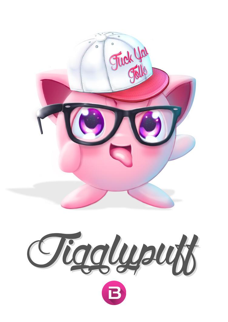 Jigglypuff by BenJi2D