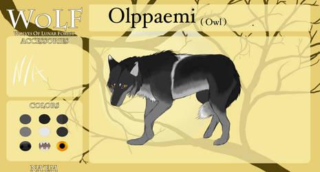 Olppaemi WoLF by Sphruxon