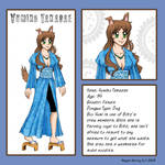 MRIW Contest Submission-Yumiko by swizzle-stix