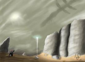 The search of the Colossus v2 by agnaldo-tavares