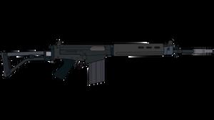 FN FAL 50.63 'Para 2'