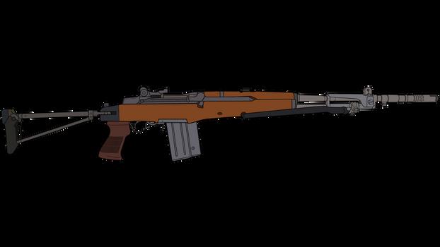 Beretta BM59 Mark III