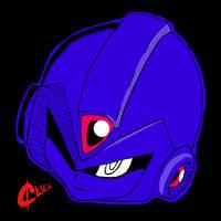 Megaman X by GreenClies
