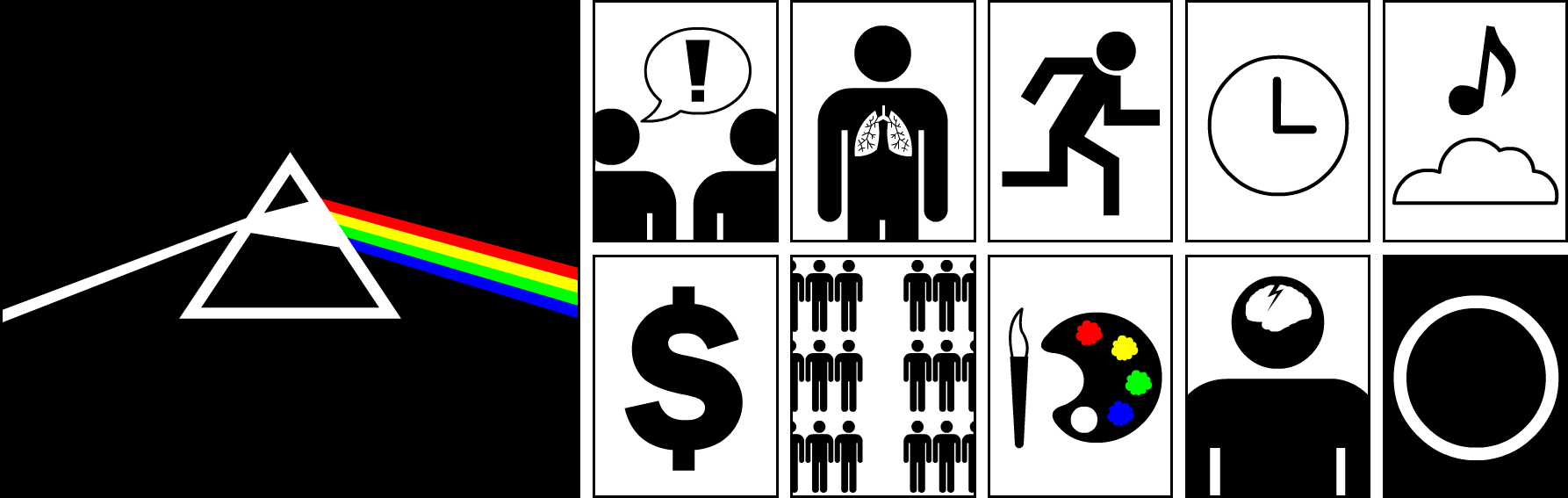 Dark Side Of The Moon In Signs By Kkslayer On Deviantart