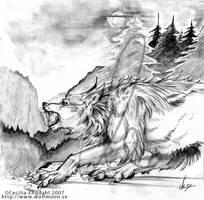 Rargh by wolfmoonie