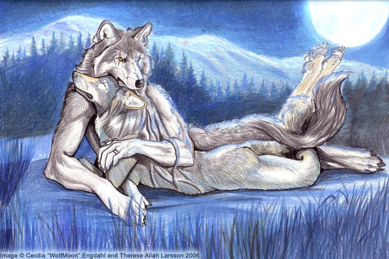 My Beloved by wolfmoonie