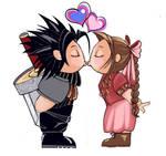 zackxaerith valentine chibis