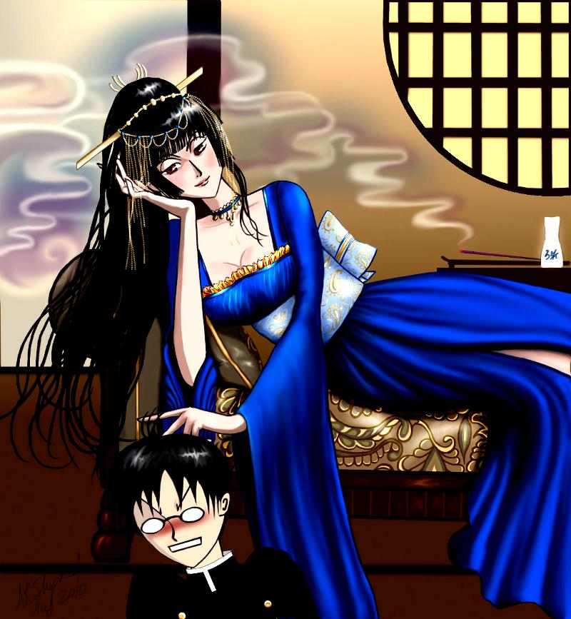 watanuki yuuko relationship with god
