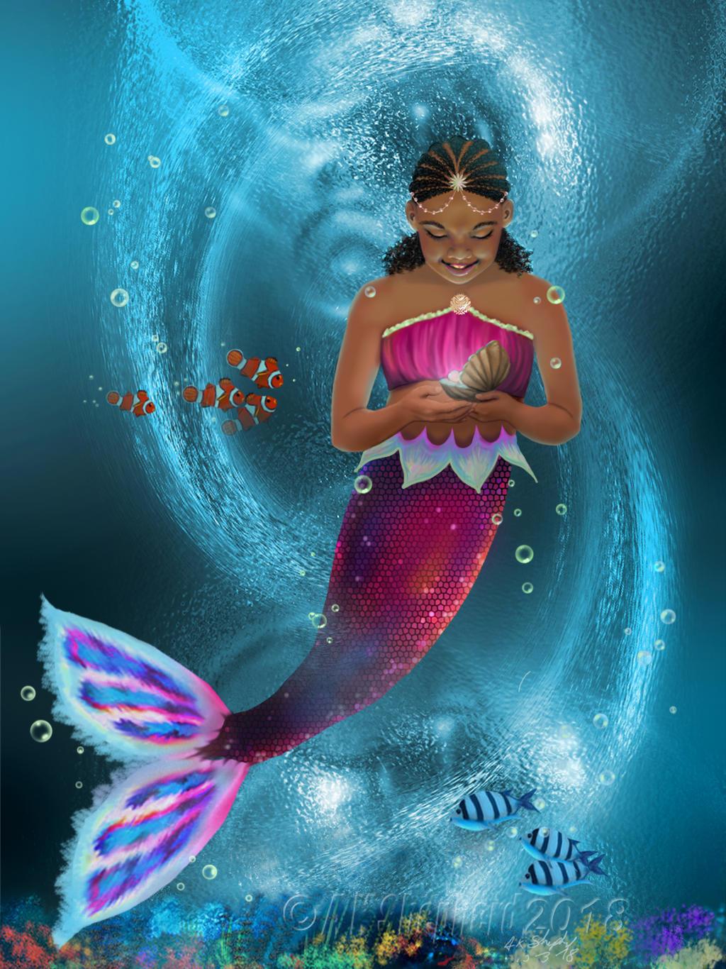 Mermaid's Treasure by mytiko-chan-is-back