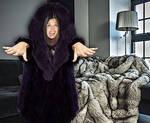 Sleepwalker in Fur Jessica Alba
