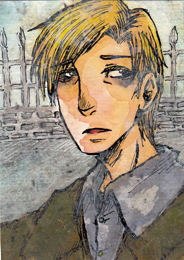 James Sunderland - lost in Town by otohimechan