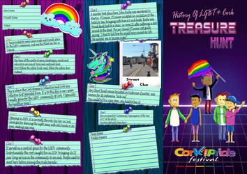 Cork LGBT History Map leaflet by Cleoam