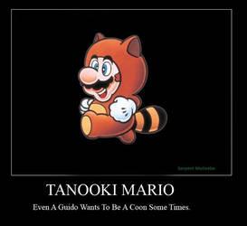 Tanooki Mario by mecca6801
