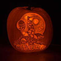 A Princess Of Mars - Pumpkin by Crasio