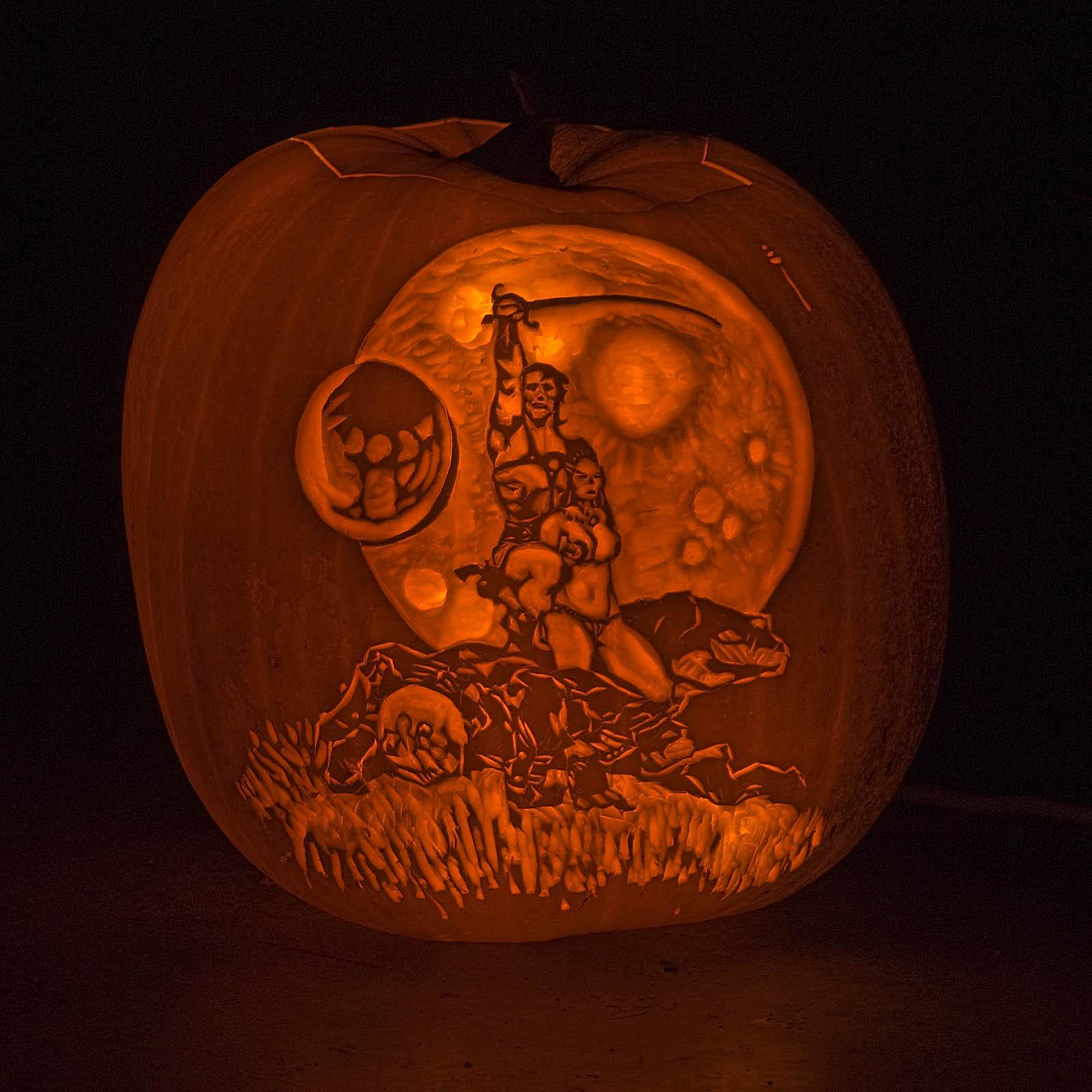 A Princess Of Mars - Pumpkin by Crasio
