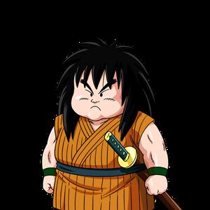 Yajirobe render 2 [Revenge of King Piccolo]