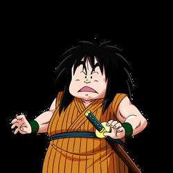 Yajirobe render [Revenge of King Piccolo]