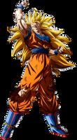 Goku ssj3 render 7