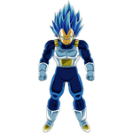 Vegeta SSGSS Full Power render [Dokkan Battle]