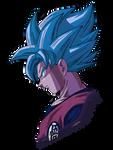 Son Goku Ssgss render 10