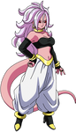 Android 21 Evil (Fighter Z) render 11