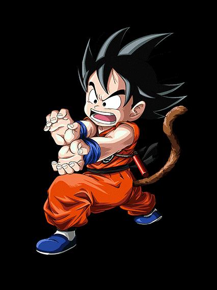 Kid Goku render 34 by maxiuchiha22 on DeviantArt