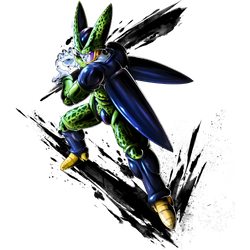 Perfect Cell render 33 - Dragon Ball Legends by maxiuchiha22