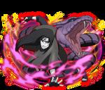 Orochimaru Sannin render 2[Ultimate Ninja Blazing]