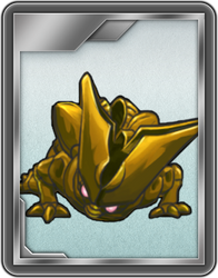Cell larval form Card [Battle Of Z] by maxiuchiha22