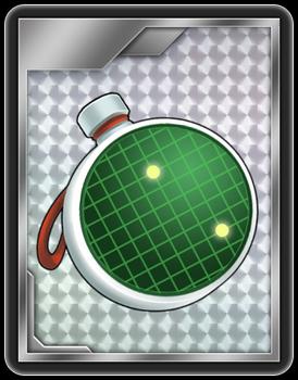 Dragon radar Card [Battle Of Z]