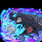 Kisame Akatsuki render [Ultimate Ninja Blazing]