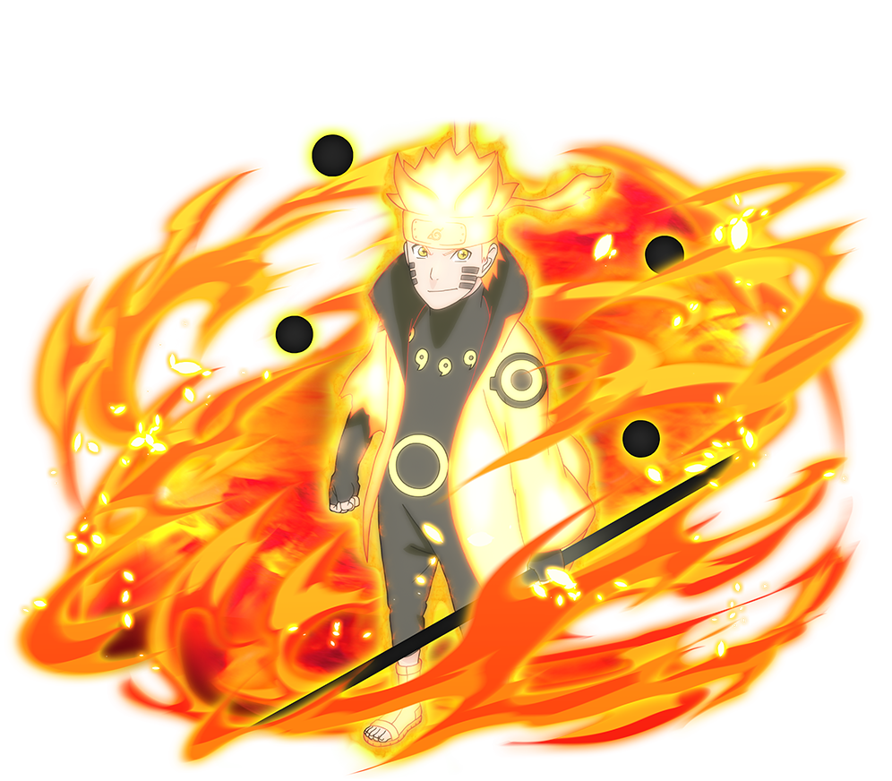 Naruto Six Paths Sage Mode Render 2 U N Blazing By Maxiuchiha22