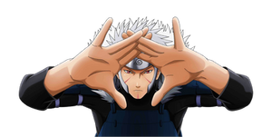 Tobirama render 2 [NxB Ninja Voltage] by maxiuchiha22